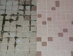 bathroom tile and grout cleaning, mold removal